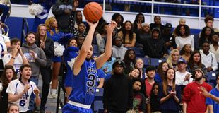 Panthers Use Balanced Offensive Attack to roll Rice 75-54