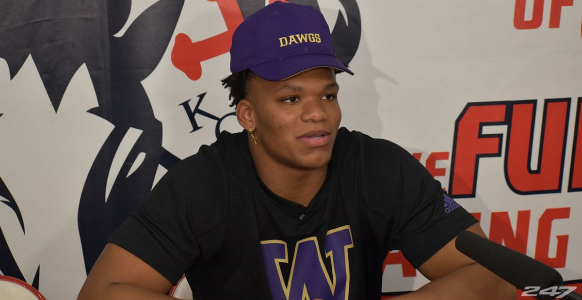 Husky commits rise and fall on final 2020 Top247 list