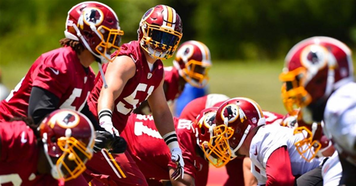 Jerseys NFL Wholesale - Redskins: Will Compton has gone from undrafted to invaluable