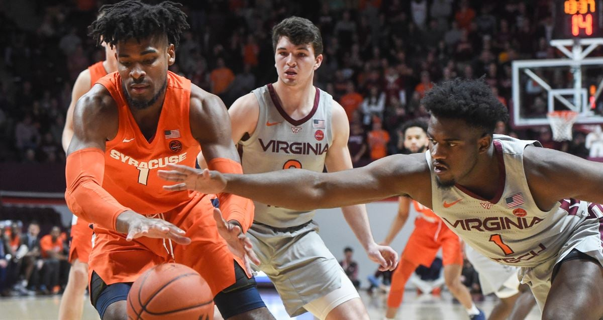 Syracuse gets revenge by knocking off Virginia Tech