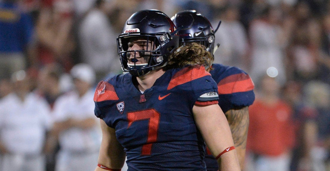 Arizona transfer Colin Schooler named starter at Texas Tech