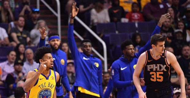 NBA media reacts to the Golden State Warriors win over the Suns