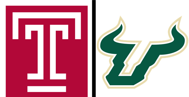week 4 preview temple no 21 usf rh 247sports com usf logo svg usf logistics in ontario ca