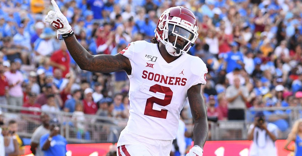 No Baker, no Kyler, no problem for Oklahoma's offense so far