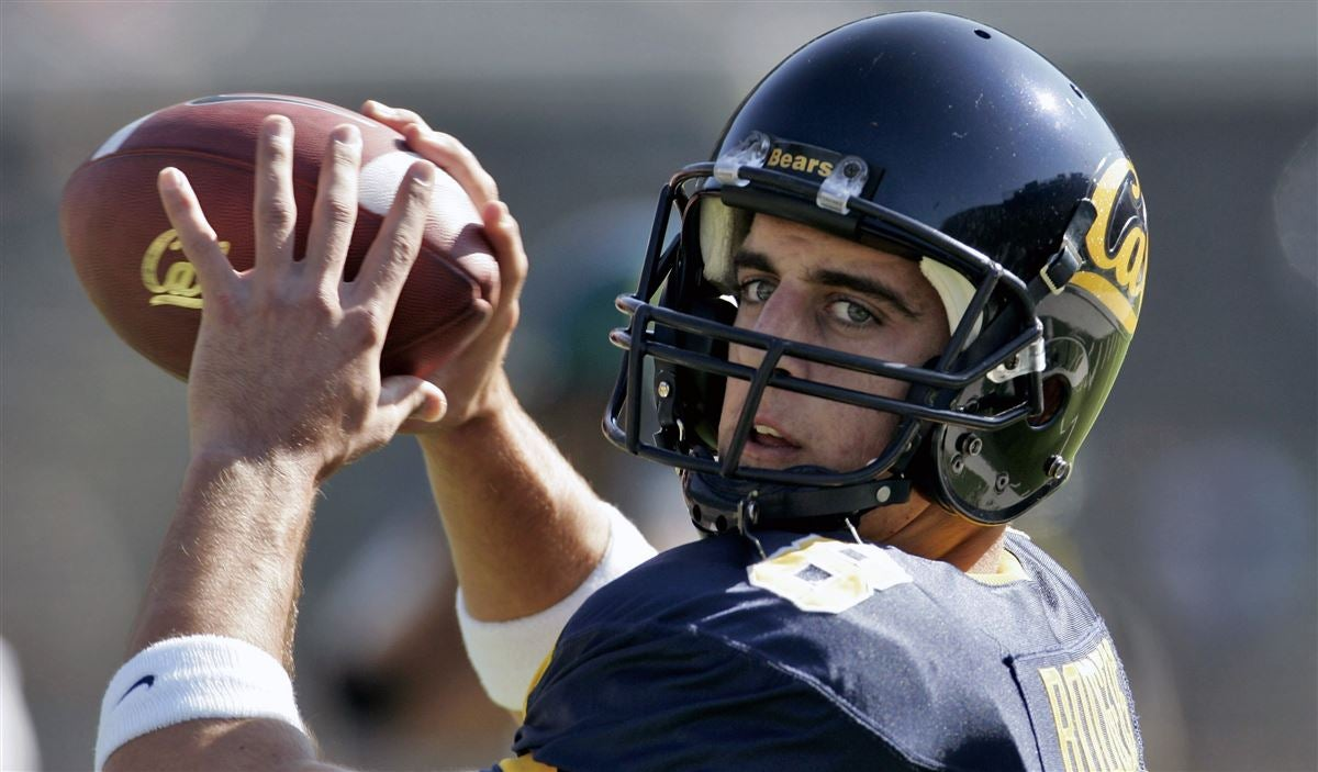 Aaron Rodgers Butte College Pro Style Quarterback