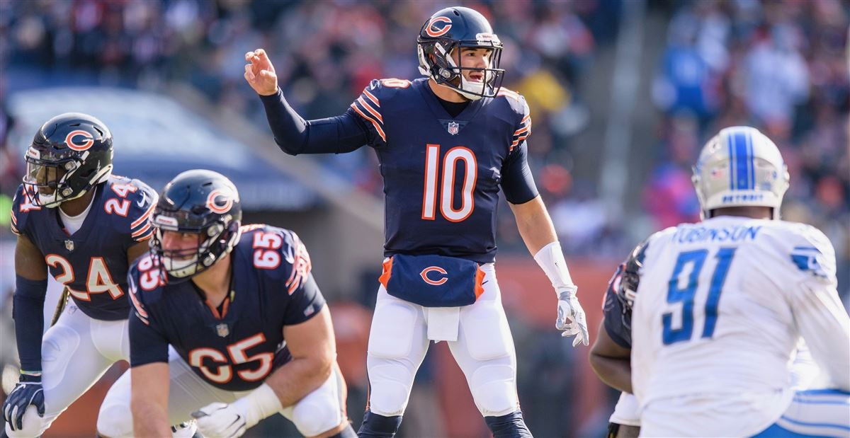 Report: Mitch Trubisky's injury isn't expected to be long term
