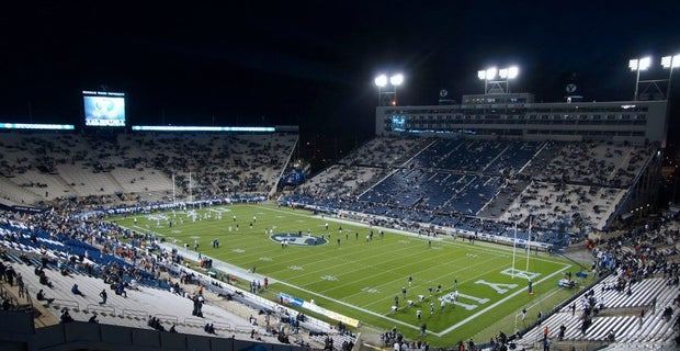 William Hill Sets BYU's Win Total at 5 5