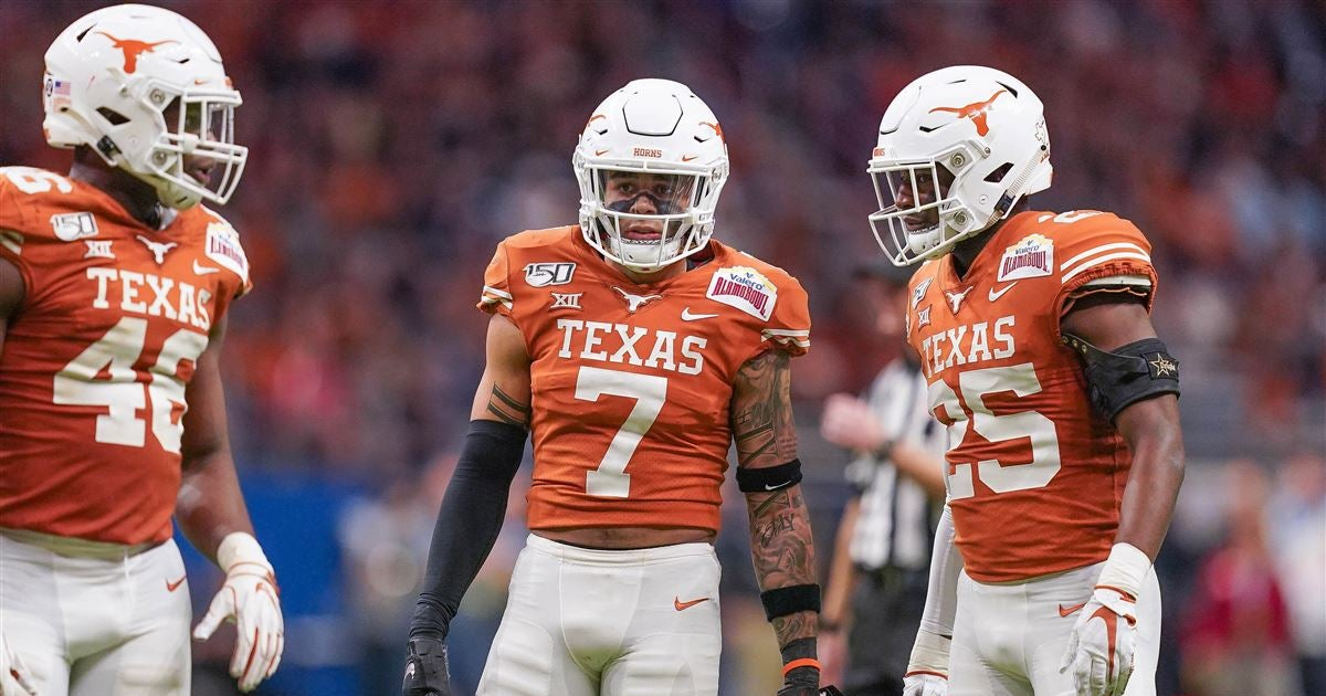 Horns247 Staff Roundtable: Ranking the Top 3 positions for Texas