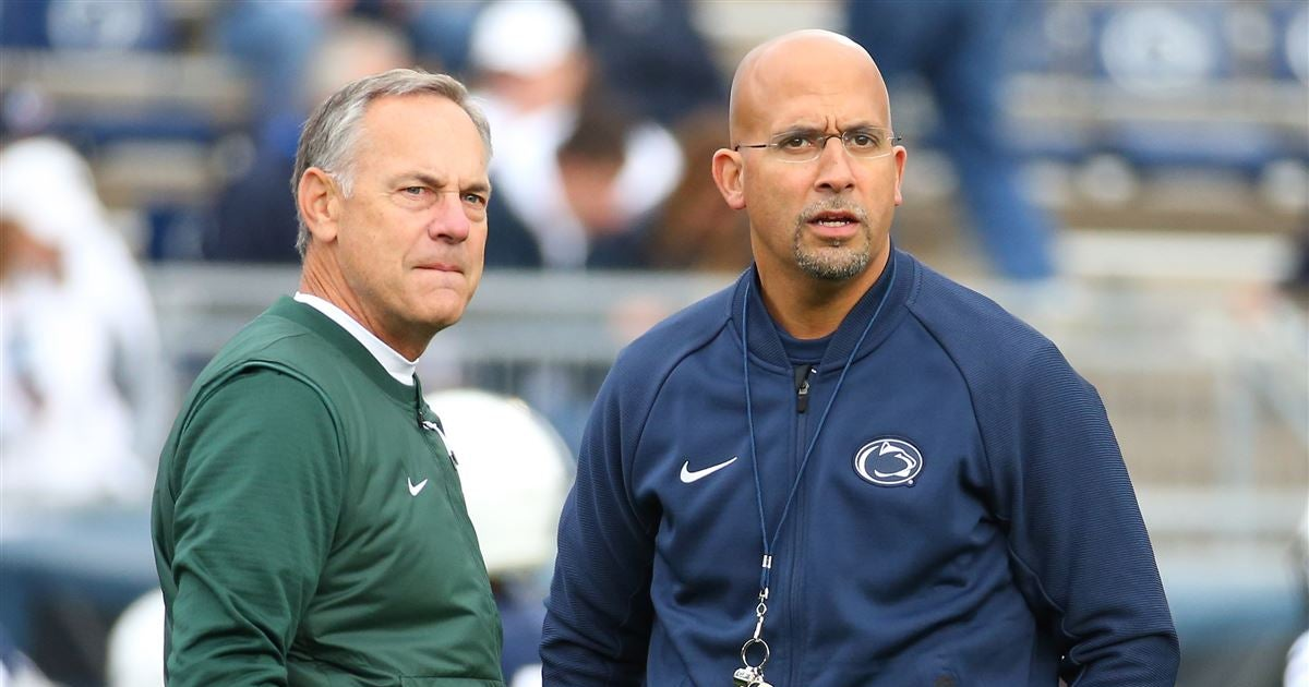 First Look: Penn State vs Michigan State