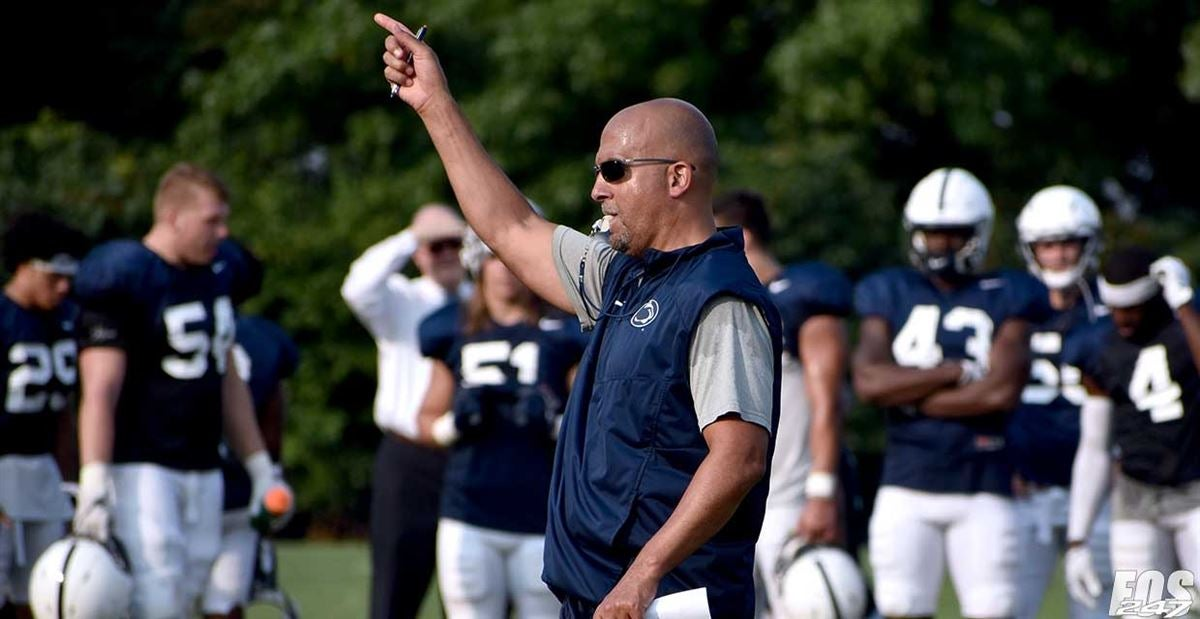 Franklin, Penn State players discuss difficult day