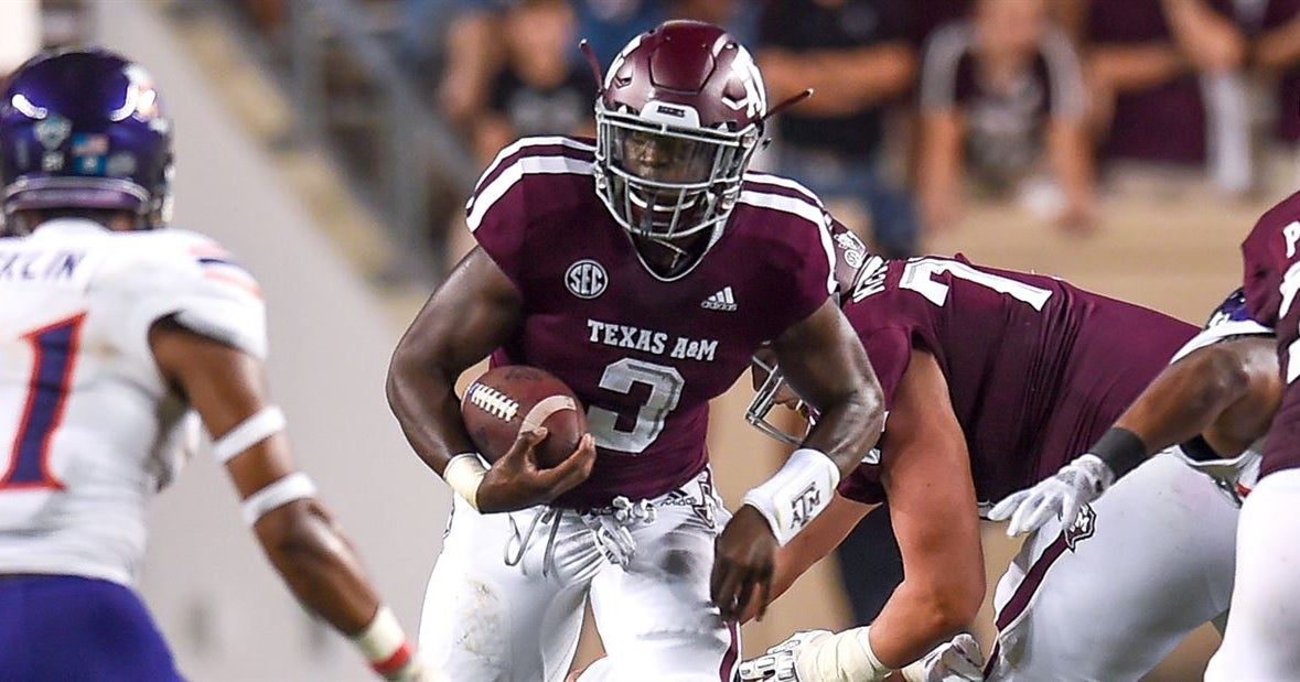 Fisher: A&M RB Vernon Jackson will probably never play again