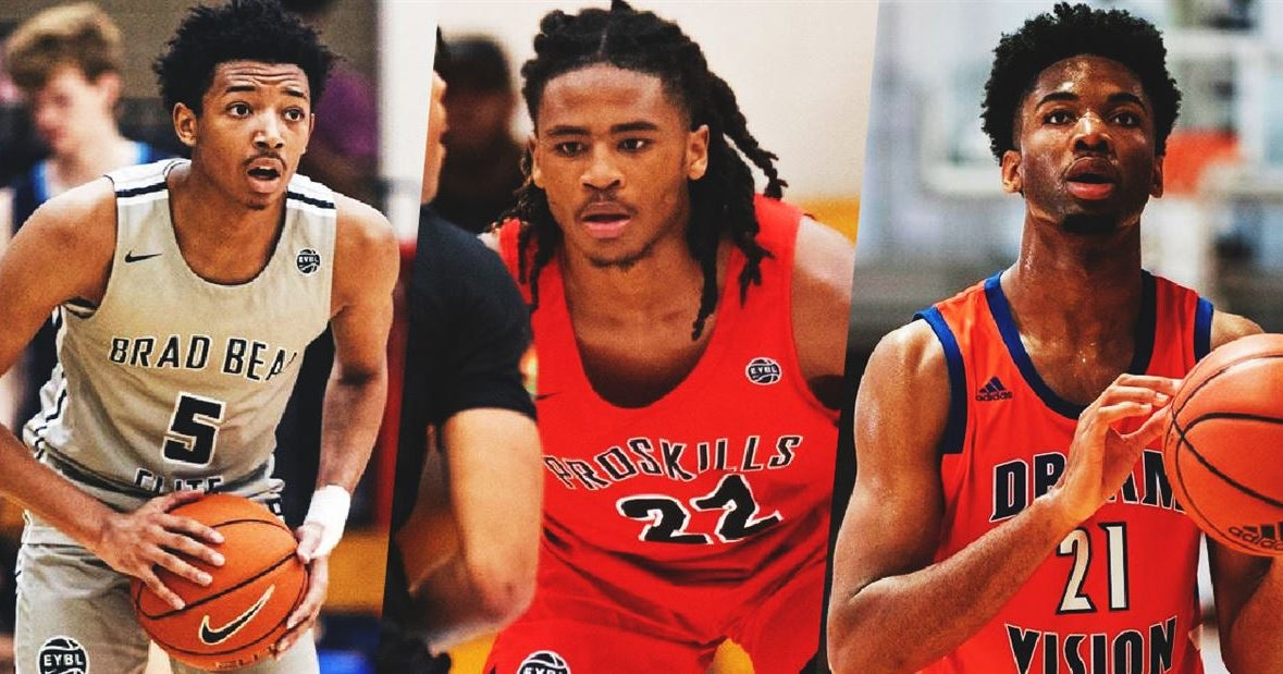 Where things stand with the 10 best available basketball recruits in 2022
