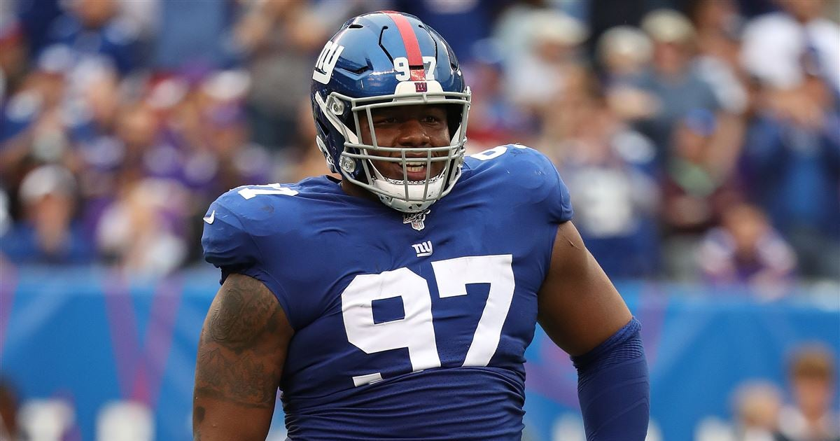 Dexter Lawrence: Sacking Tom Brady would be dream come true