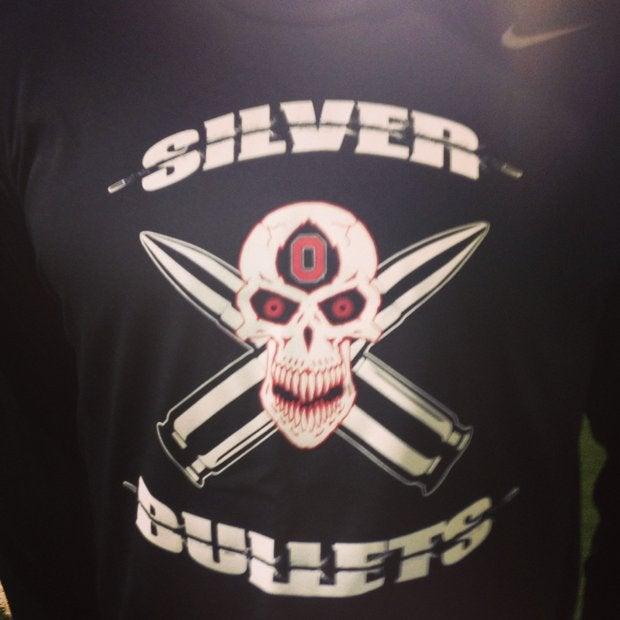 Silver Bullet Bullet Silver Ot Bullet Ot Shirts Shirts Silver Ot ptw8aq