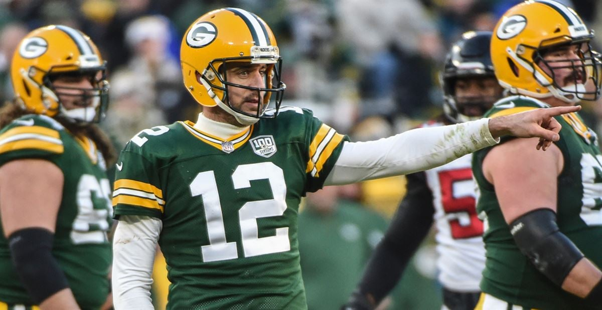 Reactions to Aaron Rodgers making 2019 Pro Bowl df574bba5