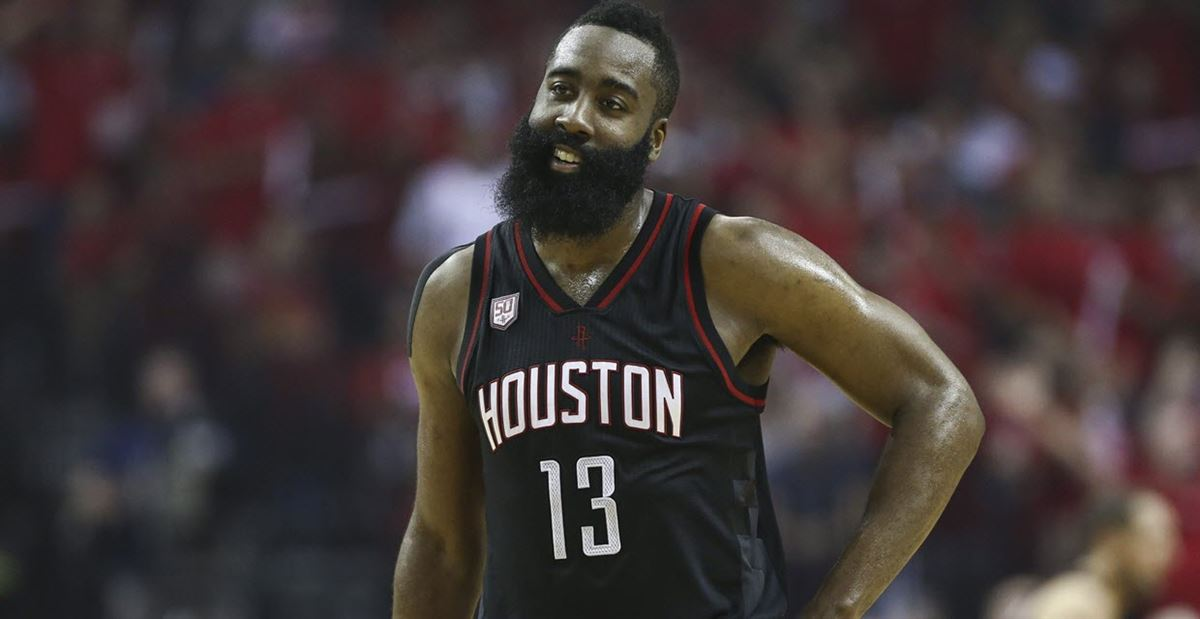 Woman alleges Harden threw her phone on nightclub's roof