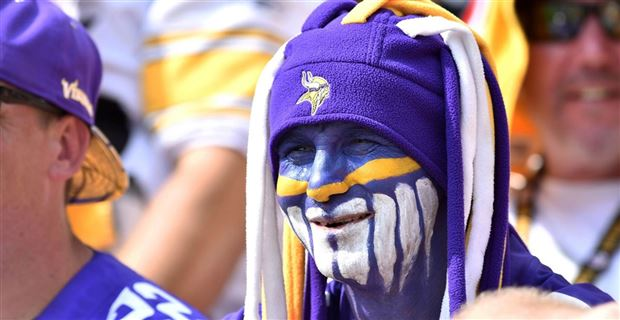 vikings are the team the schedule makers forgot