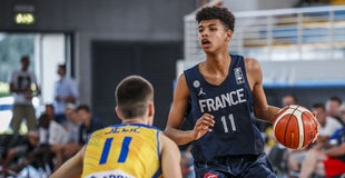 French star Ousmane Dieng gaining high major interest