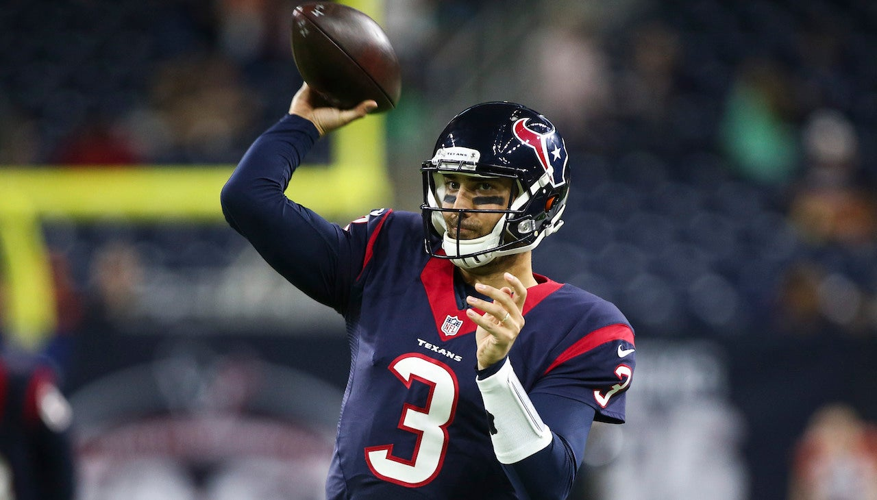 Texans Place Tom Savage on the Injured Reserve Ending His Season 267bd5801