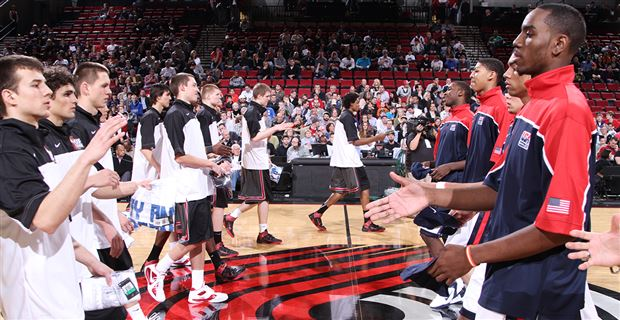 USA Basketball releases rosters for Nike Hoop Summit