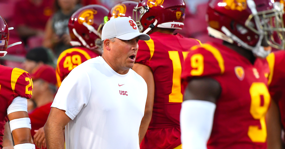 Five Potential Replacements For Usc Coach Clay Helton