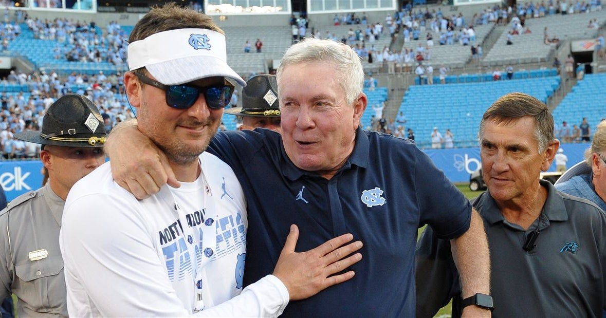 Mack Brown's Relationship with Country Music Star Eric Church