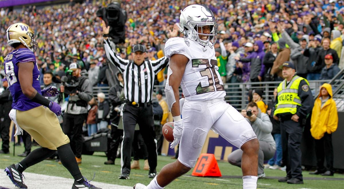 Instant reactions from Oregon's win over No. 25 Washington