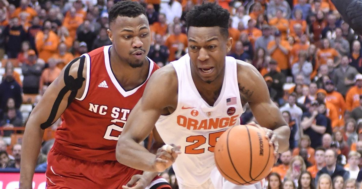 Syracuse Vs Nc State 2019 How To Watch Scouting Report