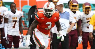 Richt Has Full Confidence In CB Delaney