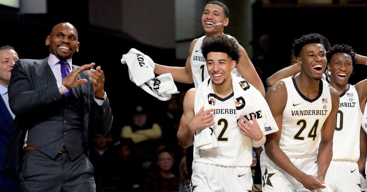 Vanderbilt players return to campus, begin Year 2 under Jerry Stackhouse