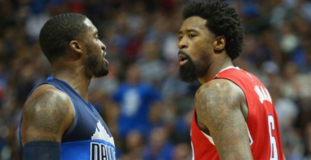 the latest 368d0 ca8dc Dallas Mavs chasing DeAndre Jordan deal; piece-by-piece details