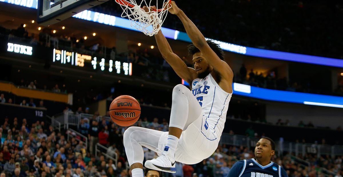 2e1baec2eda2 Report  Duke s Marvin Bagley to cash in with Puma shoe deal