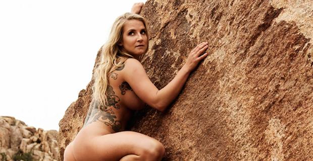Julia allert naken