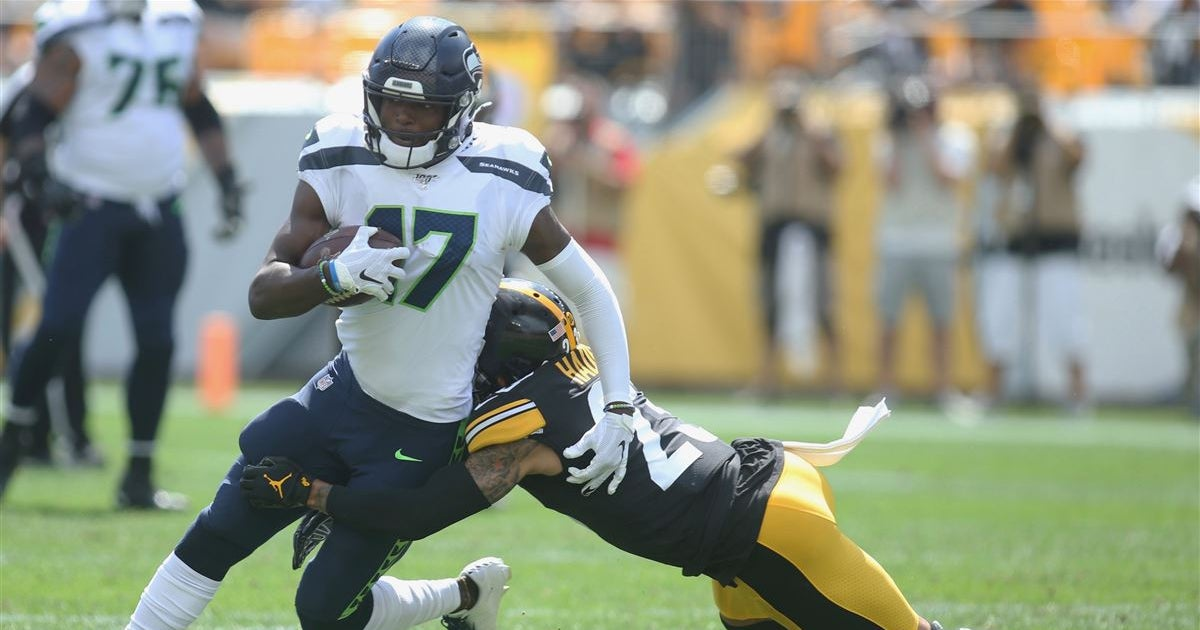 Pete Carroll 'really excited' about WR Malik Turner