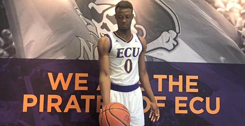 ECU signs 7-footer Derrick 'FiFii' Quansah