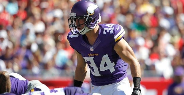 Nike NFL Youth Jerseys - Report: Minnesota Vikings ink deal with safety Andrew Sendejo