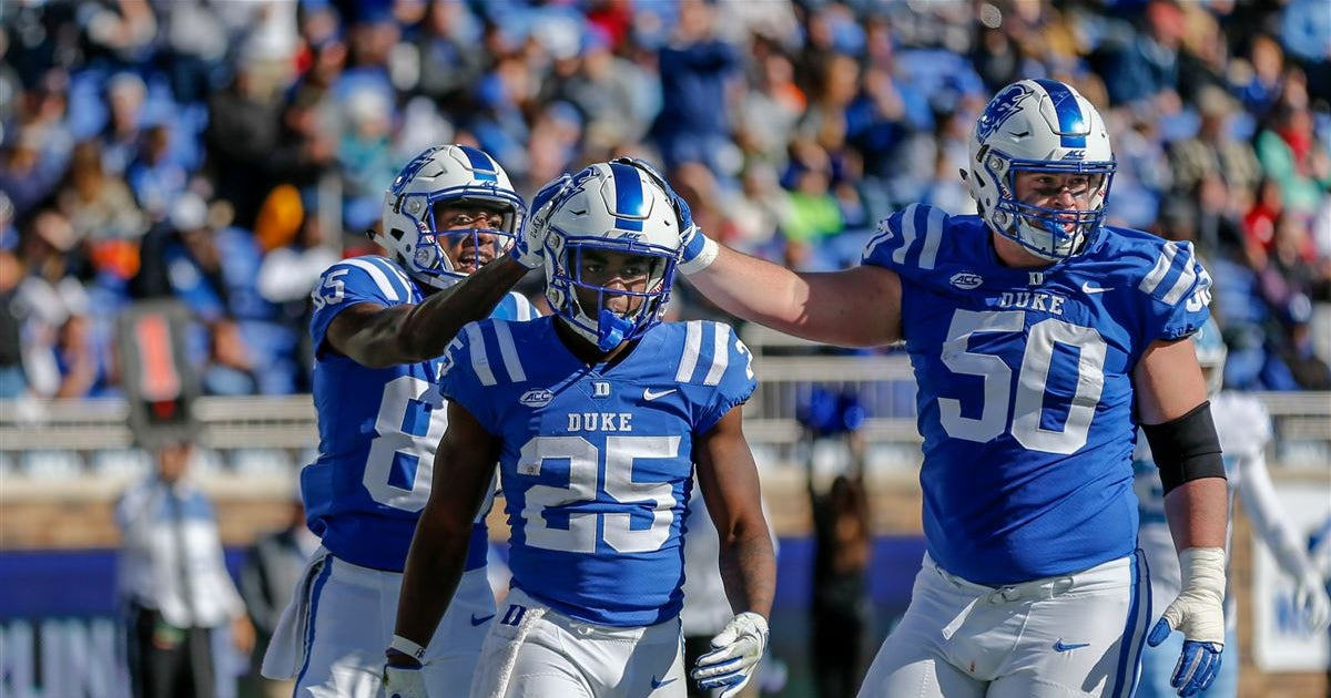 First look: Duke hopes to extend winning streak over UNC to four