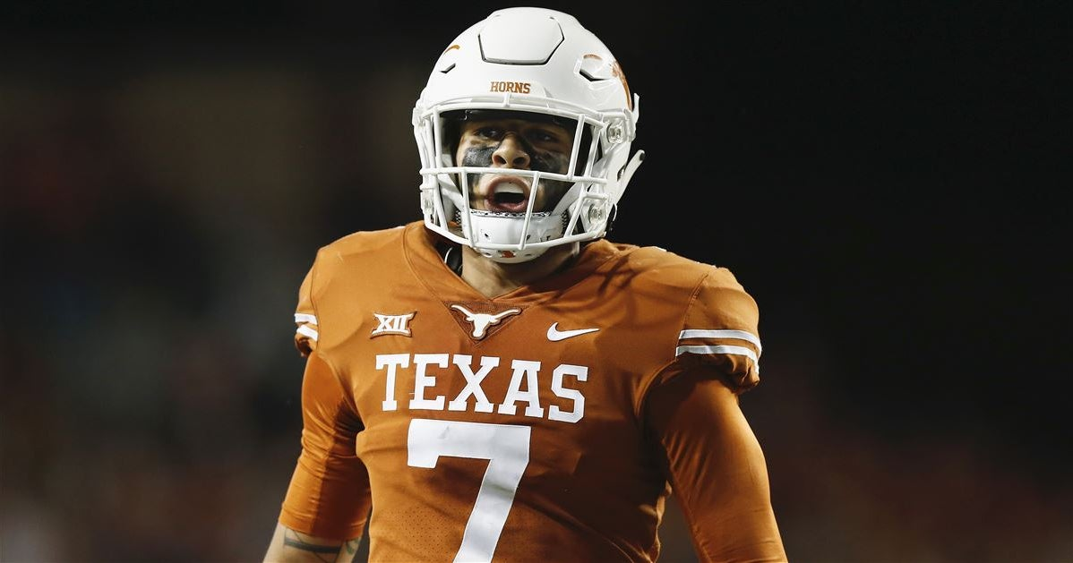 Where's your level of concern for Texas after OU loss?