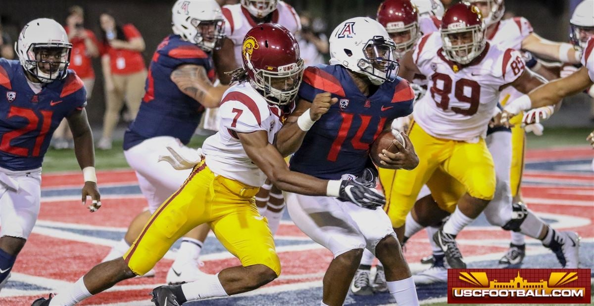 Tunnel Vision - USC vs. Arizona game preview LIVE at 7pm PT