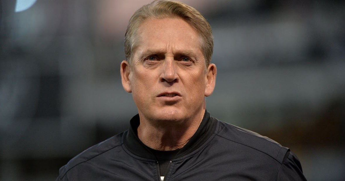 Jack Del Rio says he'd be interested in USC job