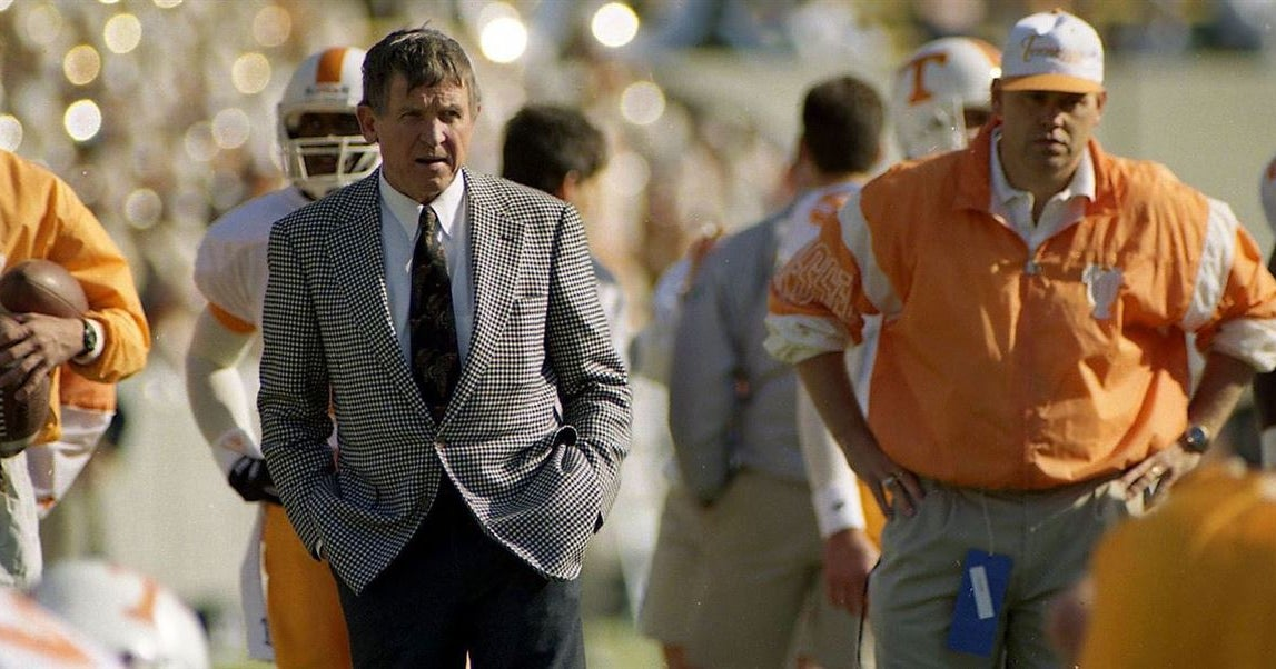WATCH: The Johnny Majors Show was must-see TV