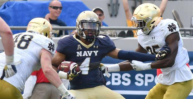 Three Keys Revisited: Navy vs Notre Dame