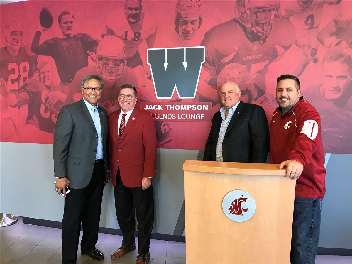 WSU in honor of Jack Thompson ...