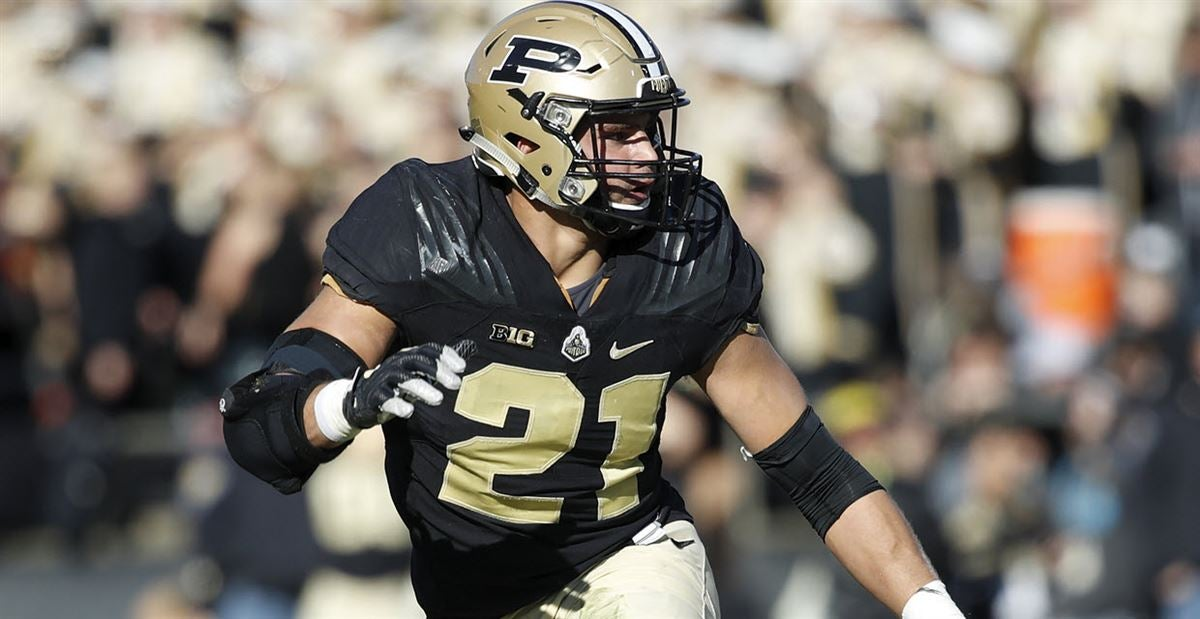 Purdue with a pair in the latest CBS NFL Mock Draft
