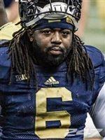 Kareem Walker, Michigan, Running Back