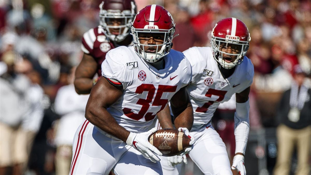 Freshman report: Which Tide freshmen played at Mississippi State