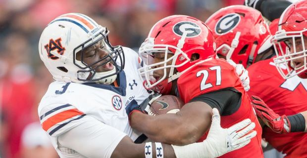 #PMARSHONAU: Good news and bad news in gauntlet Auburn must run