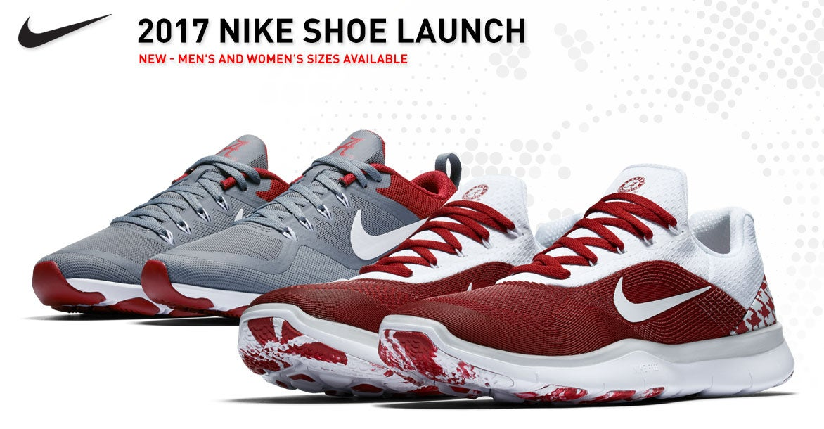 b20bdeccaef Alabama Nike Shoe Release This Monday 8 14