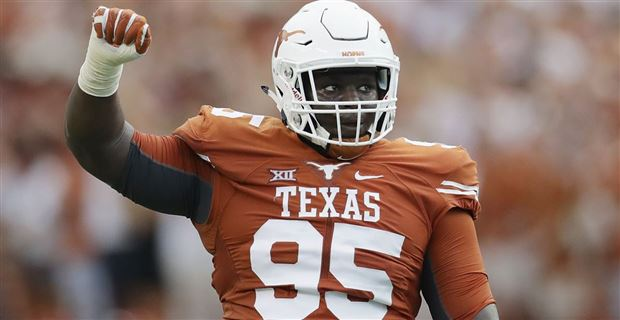 Texas Longhorns Football Poona Ford Signs With Seattle Seahawks As