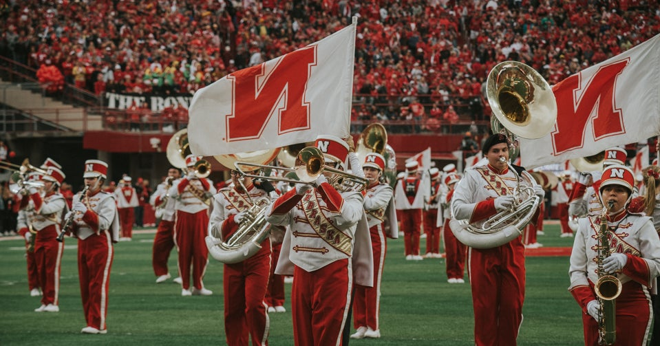 Nebraska will open the 2021 season in Ireland
